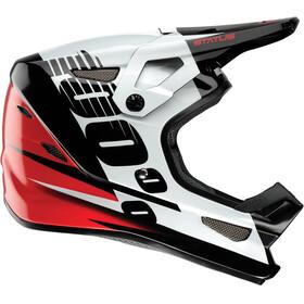 100% Status Helmet Kelton Red